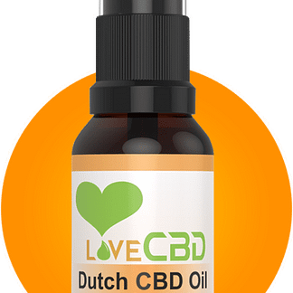 Dutch CBD Oil Spray 300 mg - Love CBD