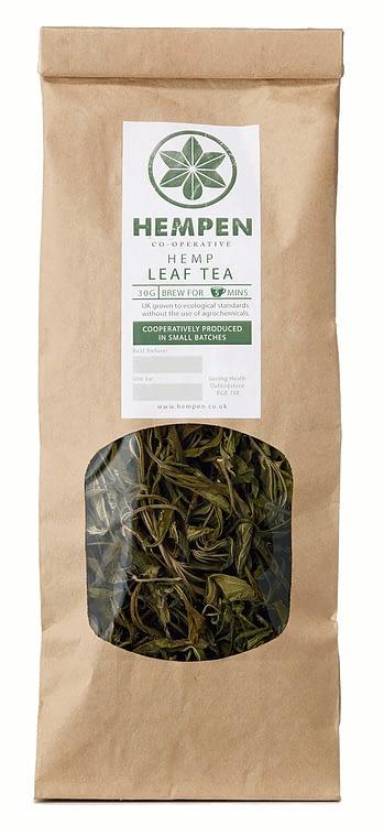 Hempen Hemp Leaf Tea