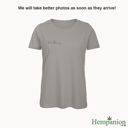 Woman's Organic Hempanion T-Shirt - Grey