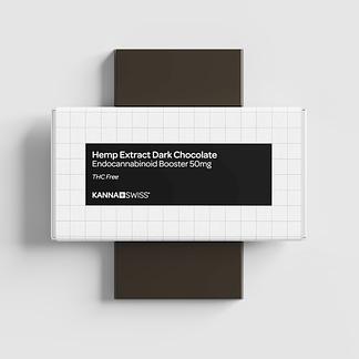 Kannaswiss Full-Spectrum Hemp Extract Chocolate