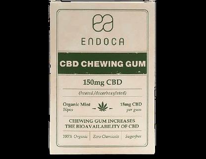 Endoca CBD Chewing Gum 150 mg.