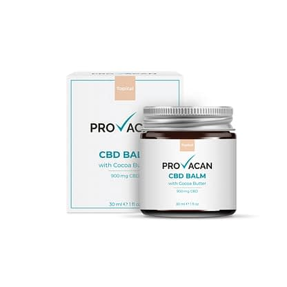 Provacan CBD Balm with Cocoa Butter - 900mg
