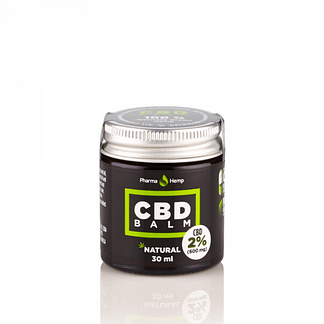 PharmaHemp CBD Balm 2% - 30 ml.