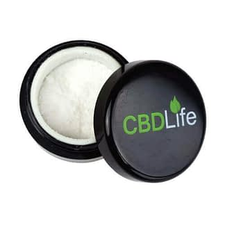 CBD Life Isolate 99% Pure - Various Sizes Available