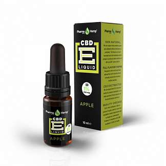 PharmaHemp CBD E-Liquid 1% - 10ml