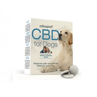 Cibapet CBD Pastilles for Dogs - 55