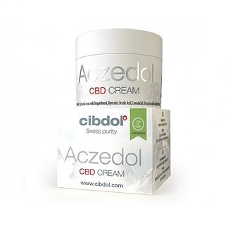 Cibdol Aczedol CBD Cream