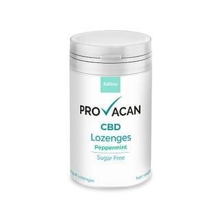 Provacan CBD Lozenges - Menthol