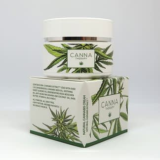 Cannawell Cannabinoid Skin Cream, 50ml.