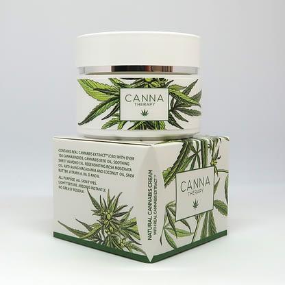Cannawell Cannabinoid Skin Cream, 50ml.