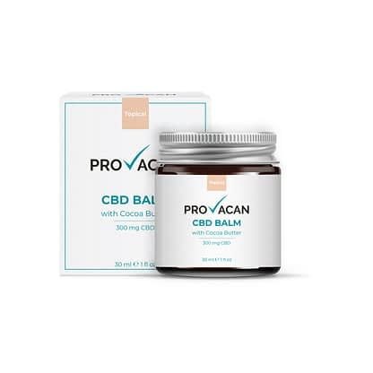Provacan CBD Balm with Cocoa Butter - 300mg