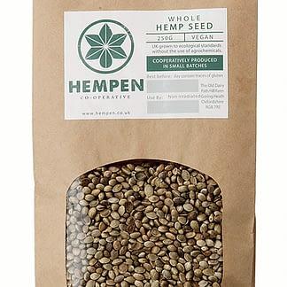 Hempen Whole Hemp Seed