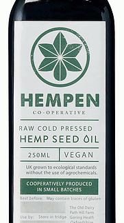 Hempen Hemp Seed Oil