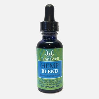 Cannawell Hemp Blend Oil