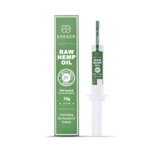 Endoca RAW CBD Hemp Oil 2000 mg. (20%) - 10 gr.