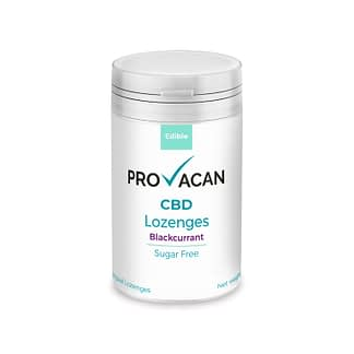 Provacan 5mg Lozenges - Blackcurrent