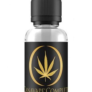 Canavape Complete CBD E-liquid 600:60 - 30ml