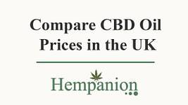 Cheapest CBD Oils UK