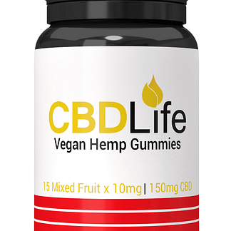 CBD Life Vegan Gummies