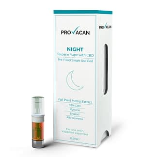 Provacan CBD Vapepod - NIGHT