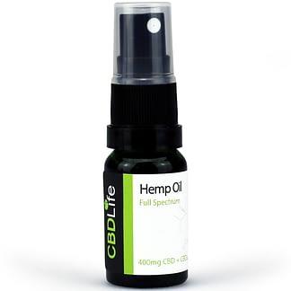 CBD Life Hemp Oil Spray