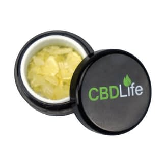 CBD Life Terpene Infused Isolate 90% - Various Flavours Available
